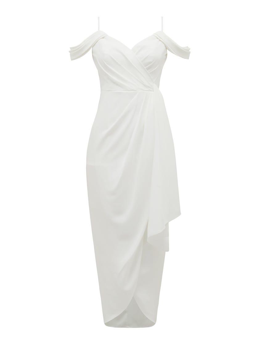 Hadley Waterfall Midi Dress