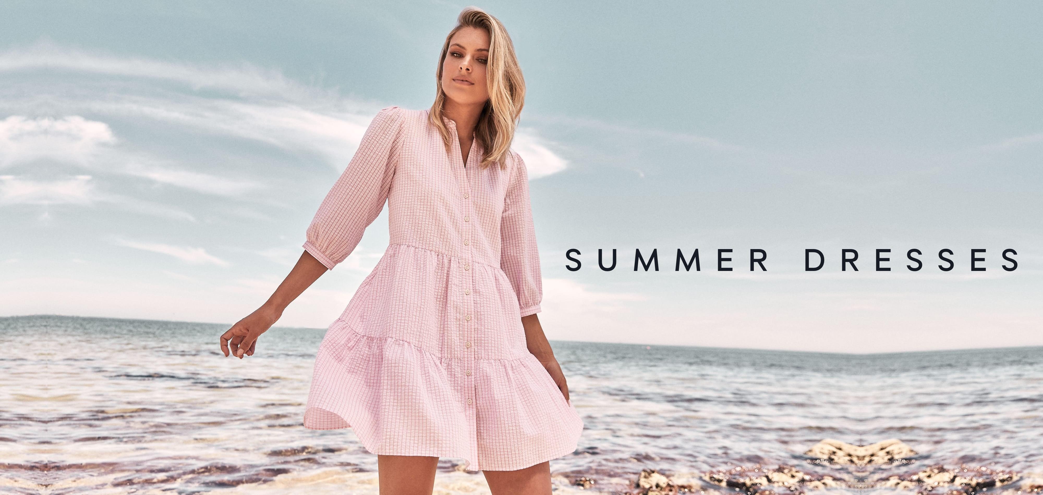 Summer Mini Dresses