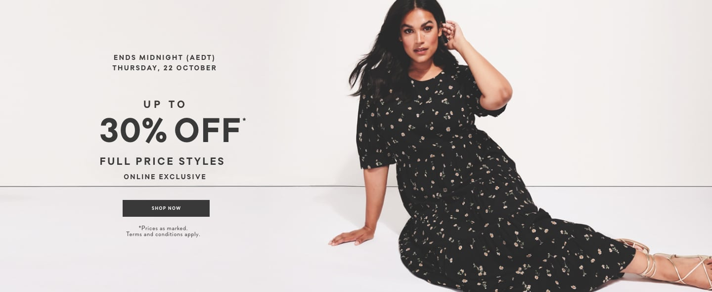 Plus Size Women's Fashion