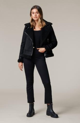 Bailey Aviator Jacket