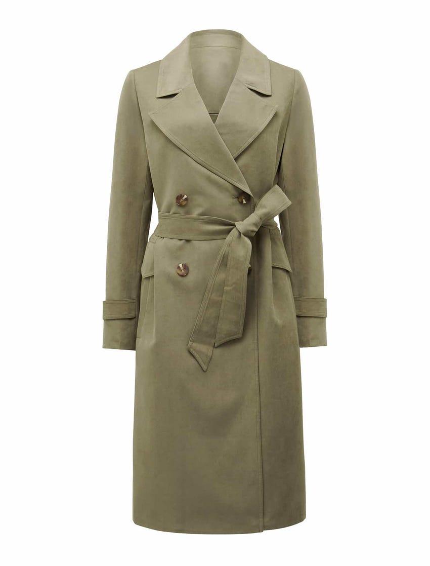 Johanna Trench Coat