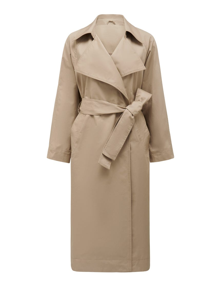 Julie Oversized Trench