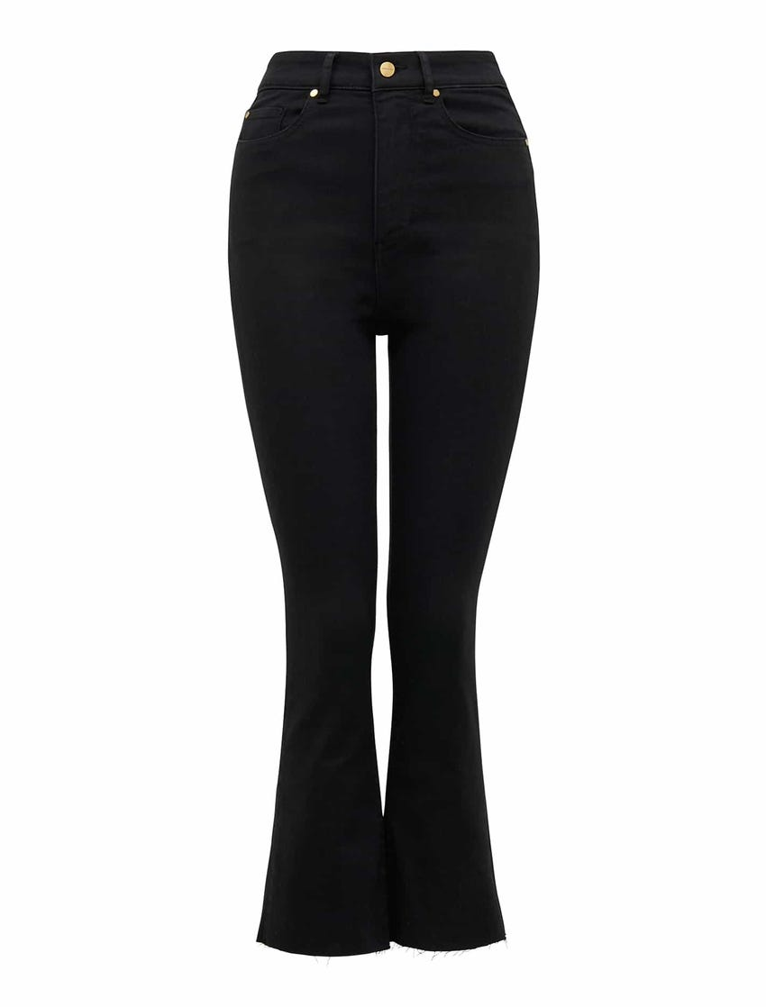 Nadia High-Rise Bootcut Jeans