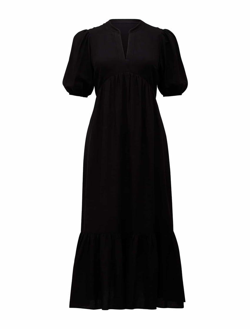 Nelly Tiered Midi Dress