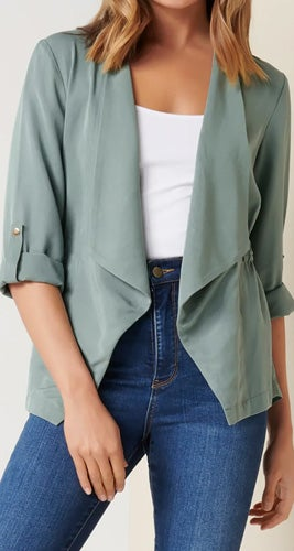 Nicole Waterfall Jacket
