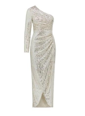 Melissa Sequin Gown