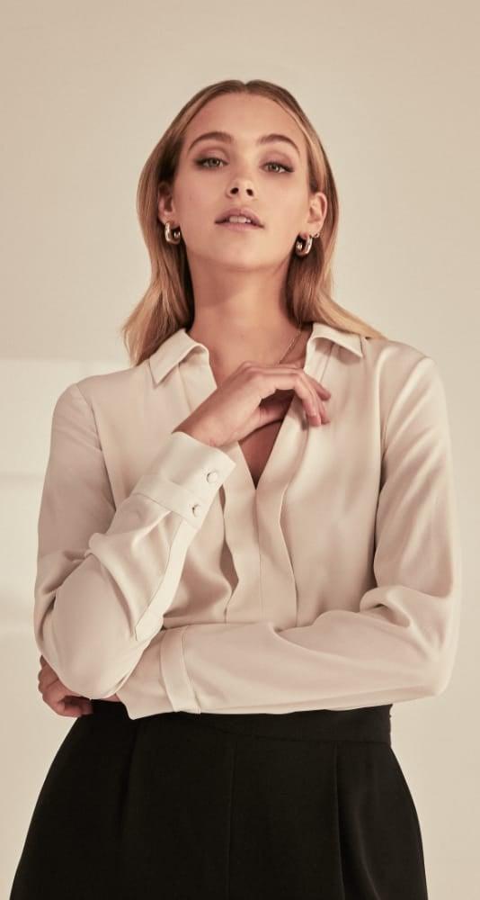 Miranda Collar Shirt