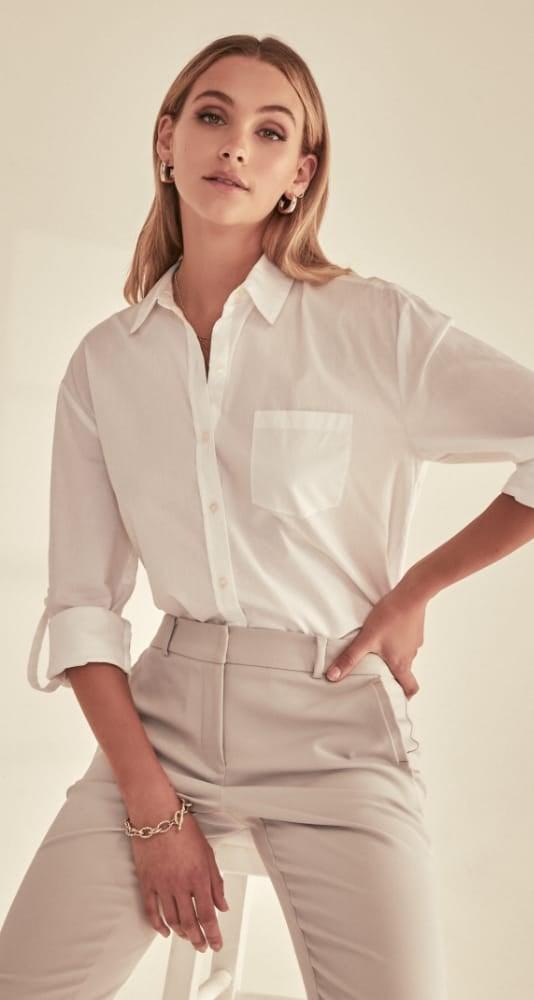 Leilani Chambray Shirt