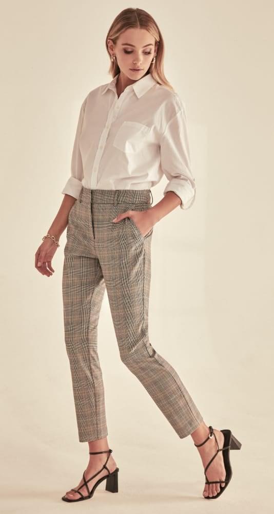 Grace 7/8th Slim Pant