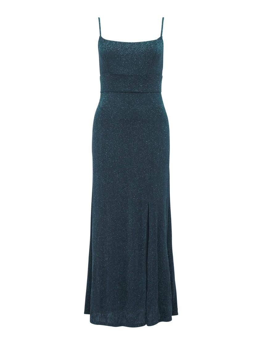 Tatiana Jersey Sparkle Maxi Dress