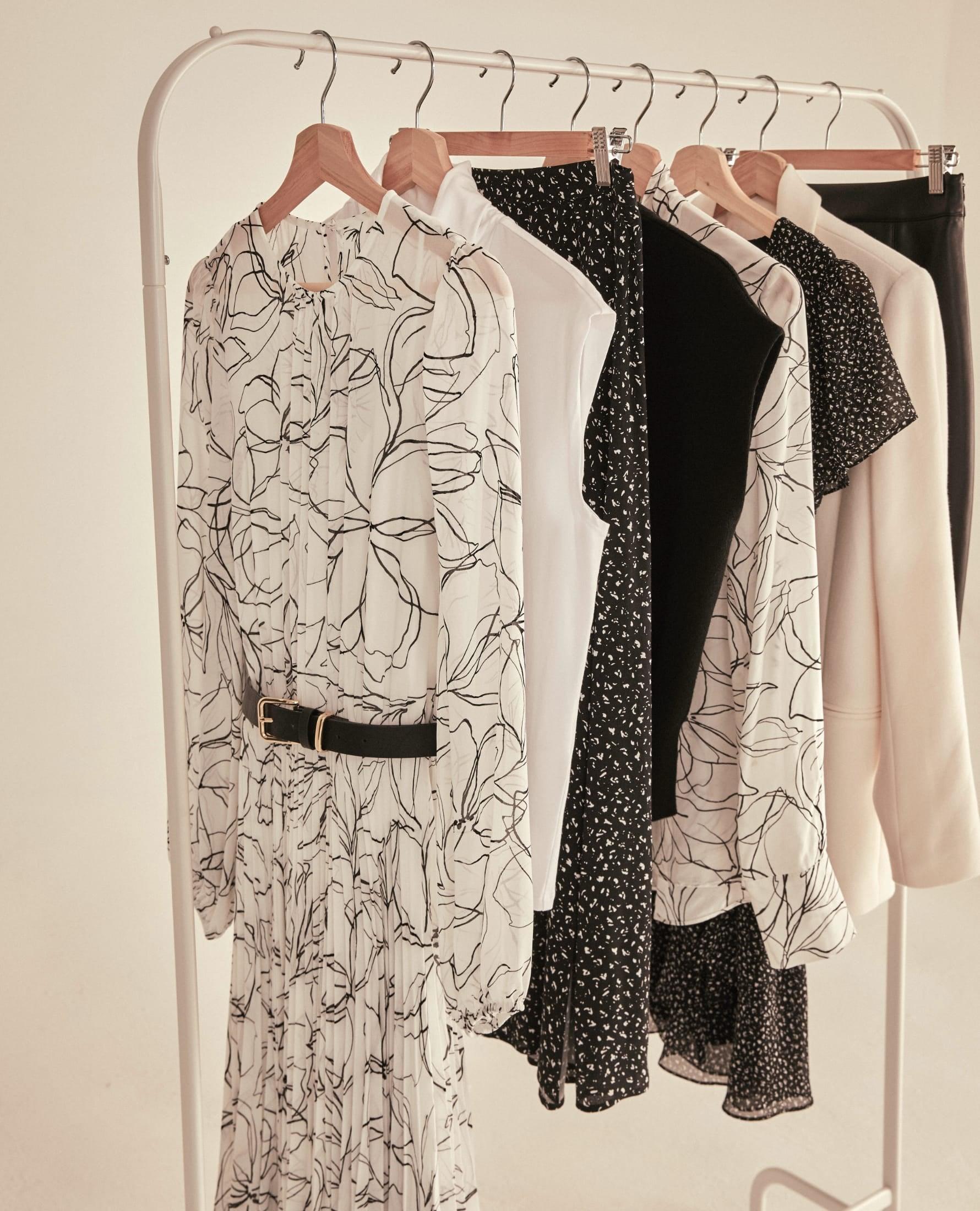 Forever New Women's Monochrome Workwear