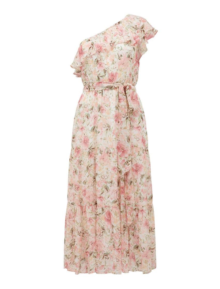 Willa One-Shoulder Dress