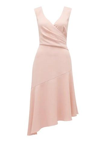 Cynthia Draped Dress