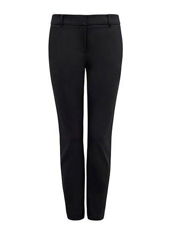 Grace 7/8th Slim Pants Black