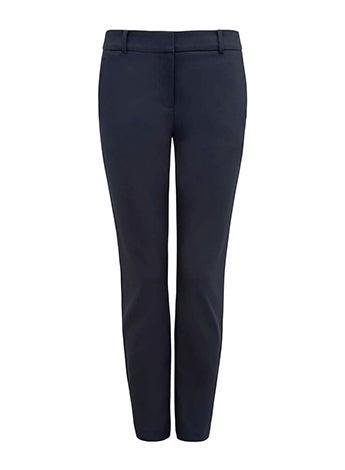 Grace 7/8th Slim Pants - Navy