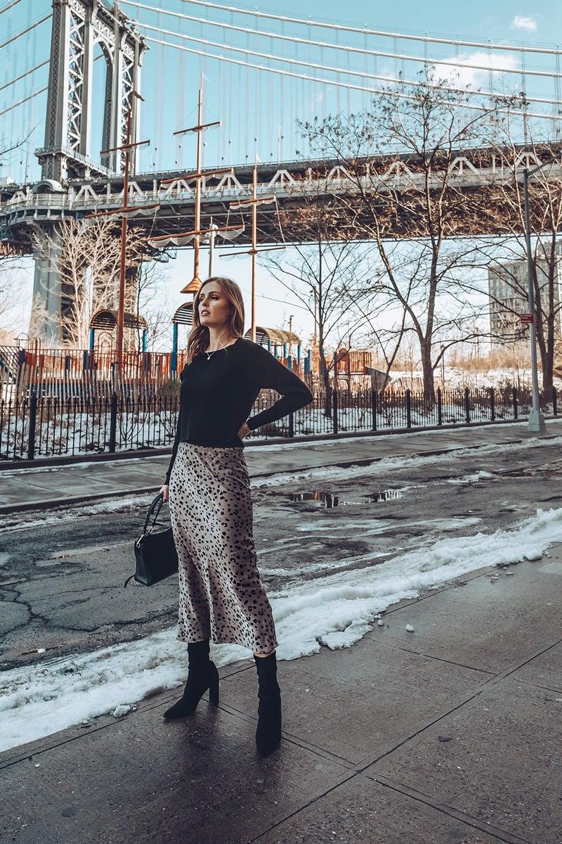 Steal Her Style: Charlotte Bridgeman at NYFW