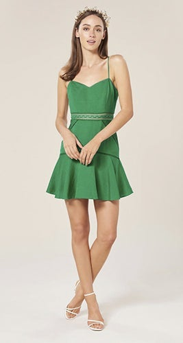 Catalina Flippy Mini Dress