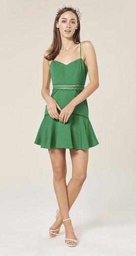 Catalina Flippy Mini Dress
