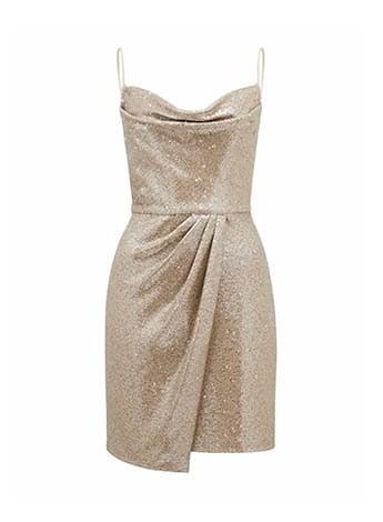 Coco Sequin Mini Dress