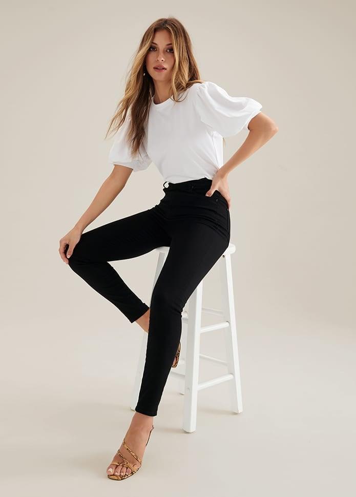 Bella High-rise Jeans