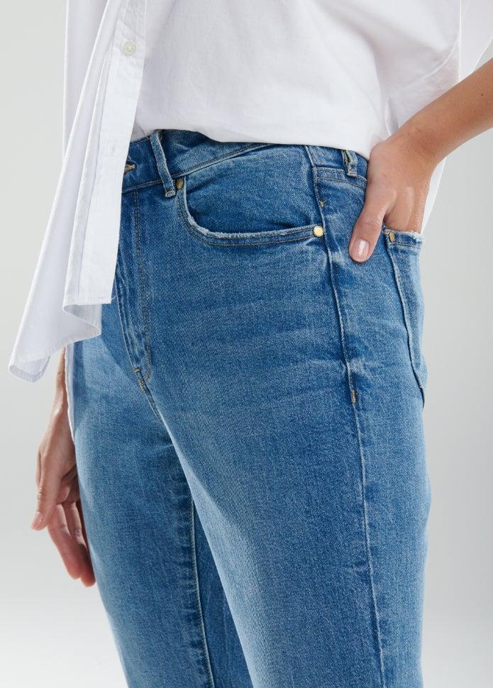 Isabelle Straight Leg Jeans