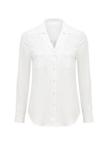 Emily Camp Collar Pocket Shirt