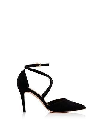 Emily Strap Court Heels