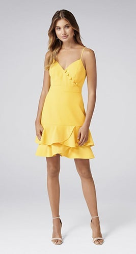 Morocco Flippy Mini Dress