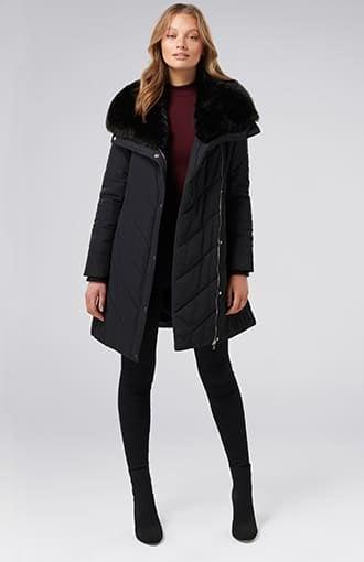 Sofia Puffa Coat