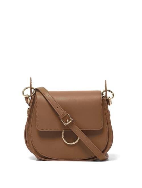 Aliya Saddle Bag
